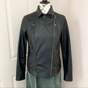 #11 Old Navy Faux Leather Women Jacket Size M